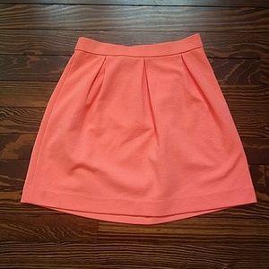 Madewell Ribbed Mini Skirt