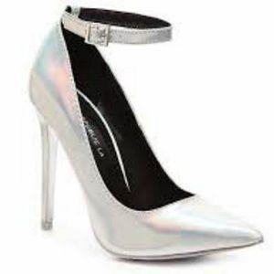 Shoe Republic L.A. Heels Holographic