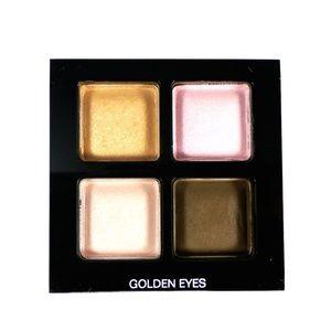 CHANEL Golden Eyes Eyeshadow Quad