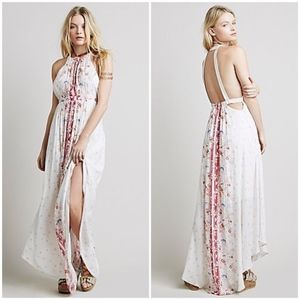 NWOT FREE PEOPLE CAUGHT IN THE MOMENT DRESS