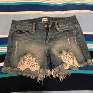 SneakPeek shorts