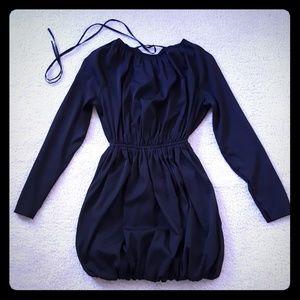 Converse One Star Black Dress XS