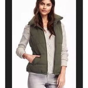 Old Navy Quilted Puffer Vest