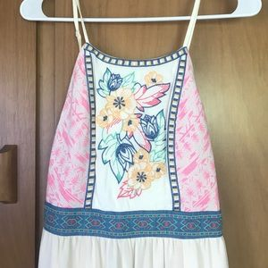 Flying Tomato by Nordstrom Maxi Dress size Small