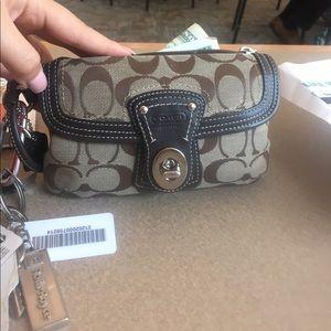 Coach pouch Wallet