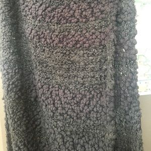 Gray urban outfitter infinity scarf