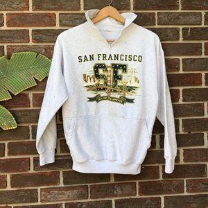 Vintage San Francisco sweatshirt