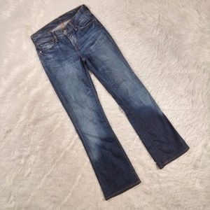 Citizens of Humanity Jeans Boot Cut Dark Wash 24