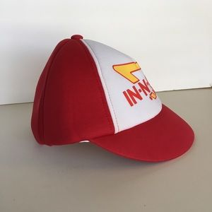Accessories - In N Out Burger employee girls hat d161bc61d282
