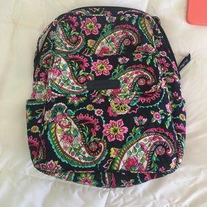 Small Vera Bradley Back Pack