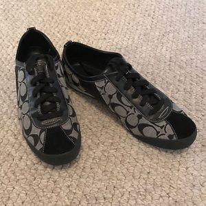 Coach Sneakers-Size 11 Medium. Comes in Coach box