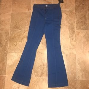 Never before worn Urban Outfitter bellbottom jeans
