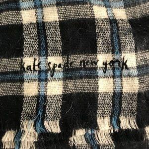 Kate Spade Blanket Scarf