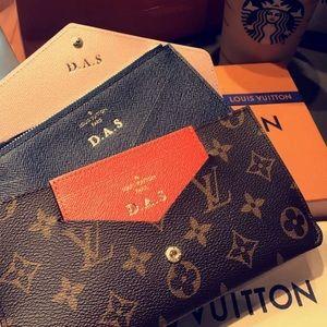 f653e1f62d4d Louis Vuitton Bags - ❤ 💕Louis Vuitton Jeanne wallet so in love 💕 ❤