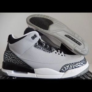Other - Retro 3 Wolf Grey (801) 829-1909 TO PURCHASE!!!