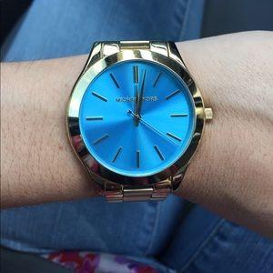 Large Michael Korda Watch
