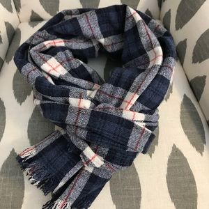 Wool Blanket Scarf from J. Crew Fall 2015