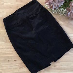 Express Skirt in Navy