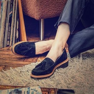 Dr martens beautiful loafers!! Perfect for fall!