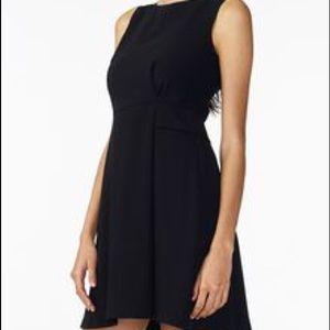 NWT A/X Armani Exchange Black Dress 0