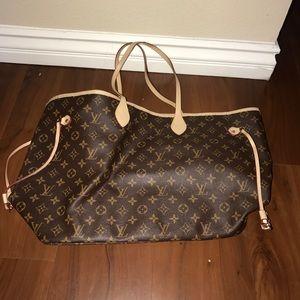Handbags - Fake Louis Vuitton tote.