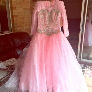 fiesta gown by tiffani