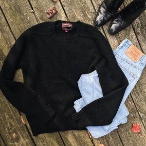 [NEW] Delphine Classique Shetland Wool Sweater