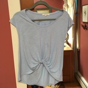 Anthropologie pure good top
