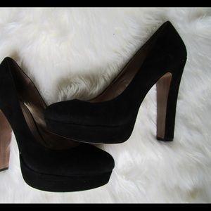 Bcbg chunky heel
