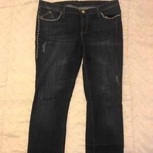 Rock & Republic Studded Jeans 16