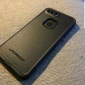 IPhone 7 plus Lifeproof Fre case