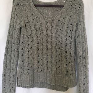 Abercrombie and Fitch knit V neck sweater