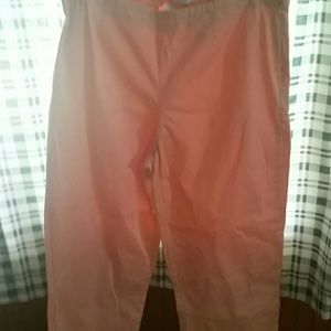 Size 10 villager liz Claiborne stretch peach