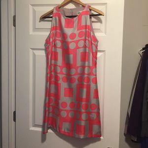 An Original Milly Pink Slate Dress