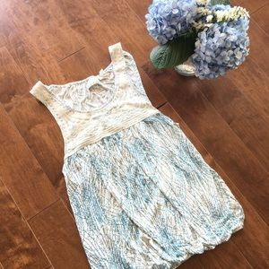 💙✨Kimchi Blue by UO - embroidered tank ✨💙