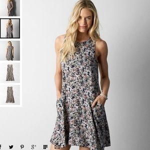 American Eagle Outfitters • flowy floral dress