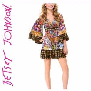 Betsey Johnson Bambi Tunic Dress/Runway Version