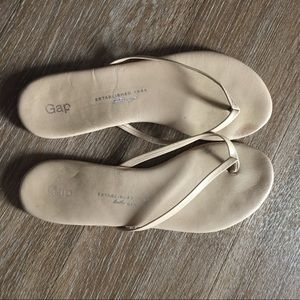 Gap Nude Sandals Size US 8