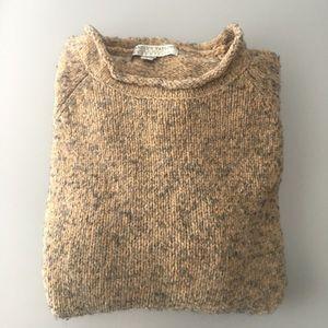 Chenille Vintage Sweater L