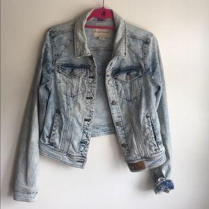 Anthropologie Pilcro Denim Jacket