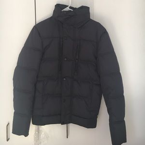 Zara man puffer jacket