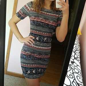 Body fitting dress from forever 21