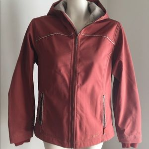 Twist hiking jacket