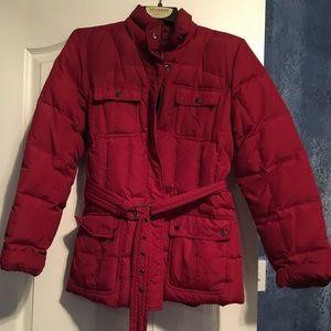 Calvin Klein down jacket!