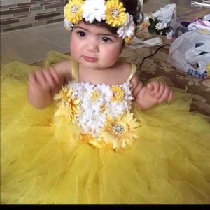 Other - Gorgeous tutu dress with headband