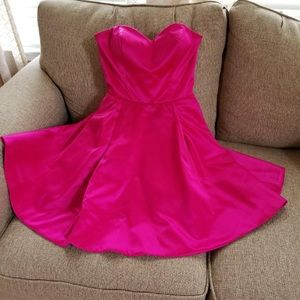 Homecoming gown