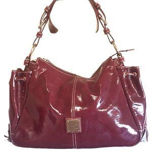 Dooney & Bourke Patent Leather Purse EUC