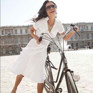 Shabby Apple white dress