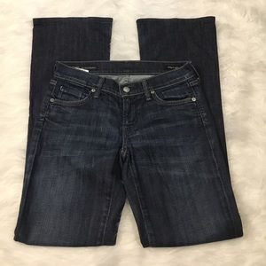 Citizens of Humanity size 25 jeans