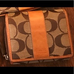 Coach wallet in great condition!